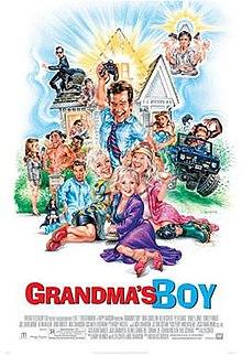 poster Grandma's Boy (2006)