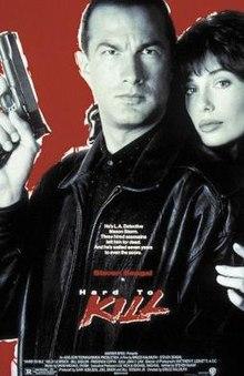 poster Hard to Kill (1990)
