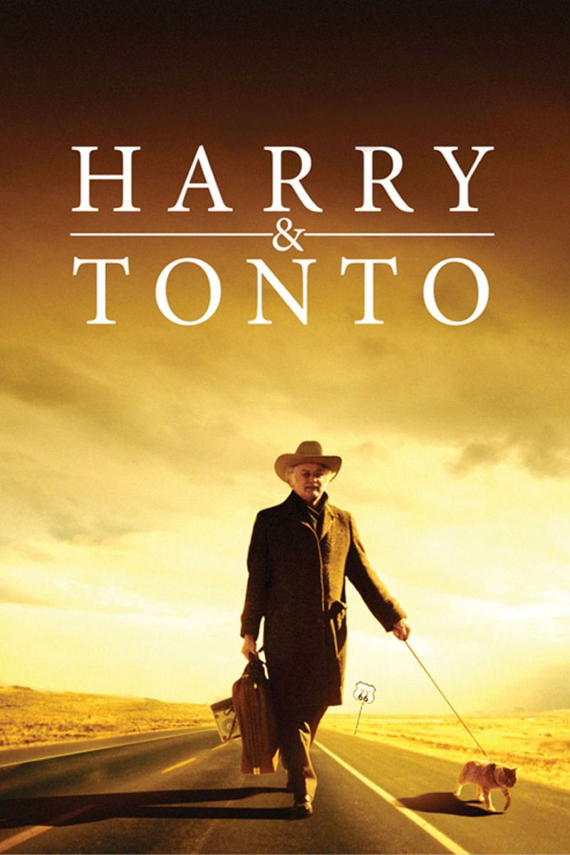 poster Harry and Tonto (1974)