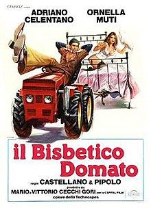 poster Il bisbetico domato (1980)