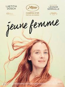 poster Jeune femme (2017)