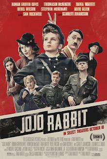 poster Jojo Rabbit (2019)