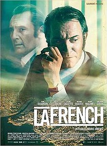 poster La French (2014)