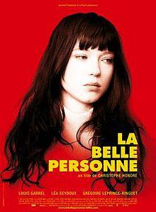 poster La belle personne (2008)