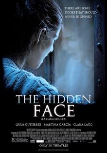 poster La cara oculta (The Hidden Face) (2010)