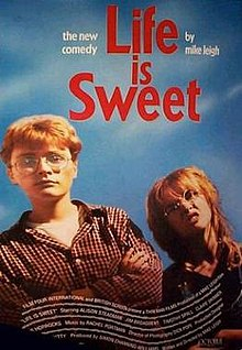 poster Life Is Sweet (1990)