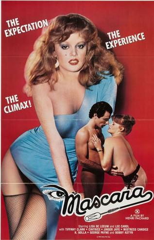 poster Mascara (1983)