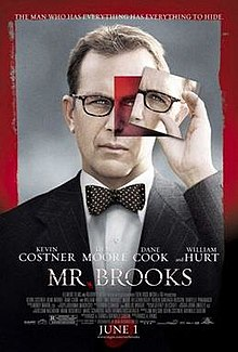poster Mr. Brooks (2007)