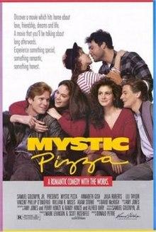 poster Mystic Pizza (1988)