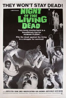 poster Night of the Living Dead (1968)