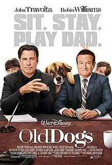 poster Old Dogs (2009)
