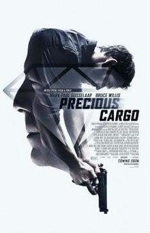 poster Precious Cargo (2016)