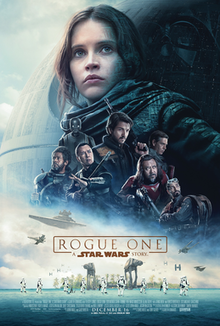 poster Rogue One A Star Wars Story (2016)