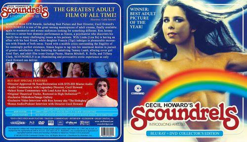 poster Scoundrels (1982)