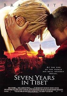 poster Seven Years in Tibet (1997)