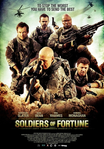 poster Soldiers of Fortune (2012)
