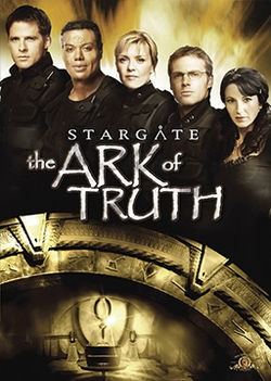 poster Stargate The Ark of Truth (Video 2008)