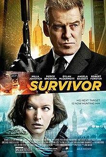 poster Survivor (2015)