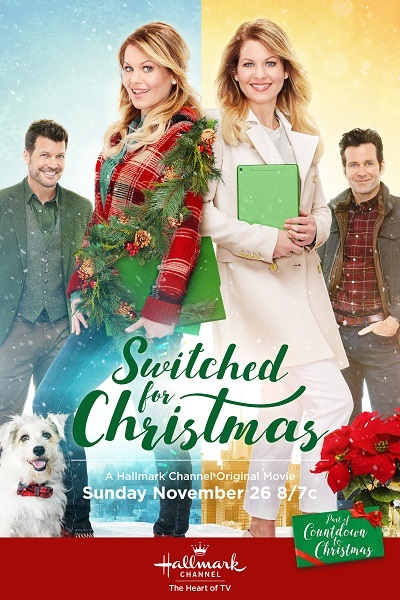 Switched for Christmas (TV Movie 2017)