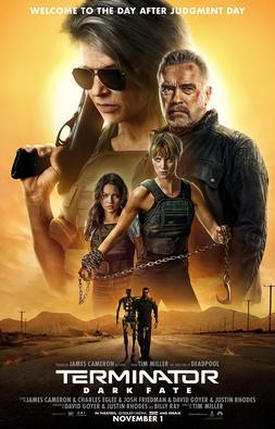 poster Terminator Dark Fate (2019)