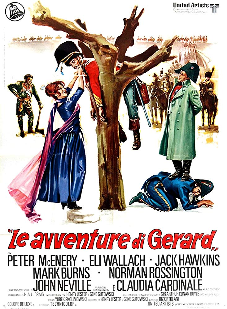 poster The Adventures of Gerard (1970)