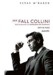 poster The Collini Case (2019)