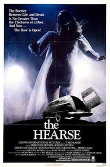 poster The Hearse (1980)