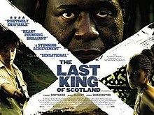 poster The Last King of Scotland (2006)