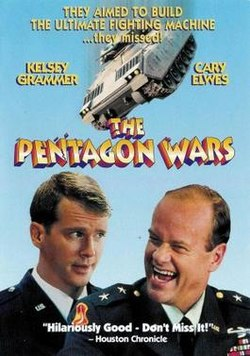 poster The Pentagon Wars (TV Movie 1998)