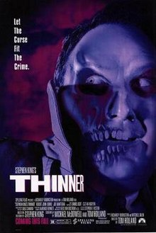 poster Thinner (1996)