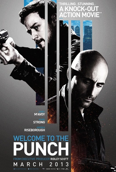 poster Welcome to the Punch (2013)