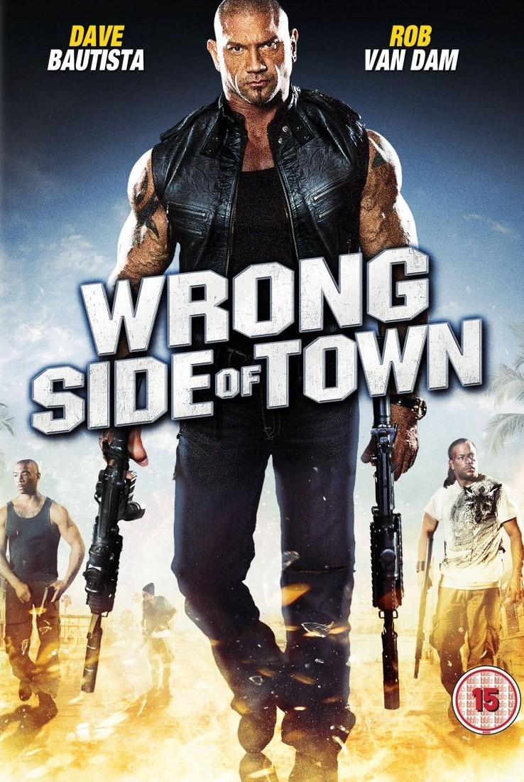 poster Wrong Side of Town (2010)