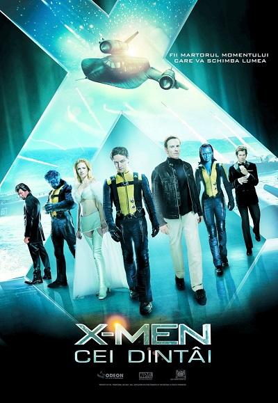poster X Men First Class (2011)
