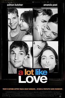 poster A Lot Like Love (2005)