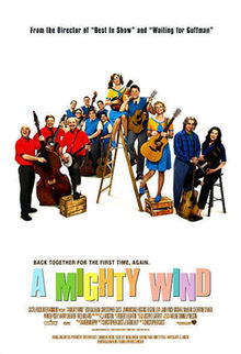 poster A Mighty Wind (2003)