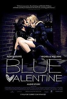 poster Blue Valentine (2010)