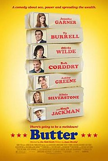 poster Butter (2011)