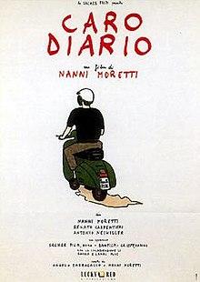poster Caro diario (1993)