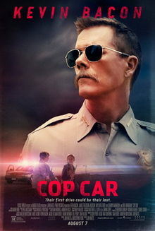 poster Cop Car (2015)