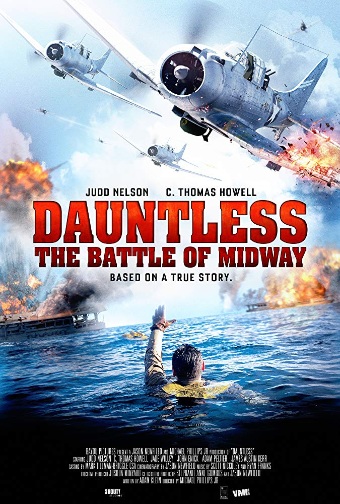 poster Dauntless The Battle of Midway (2019)