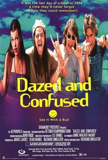 poster Dazed and Confused (1993)