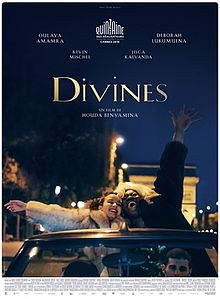 poster Divines (2016)