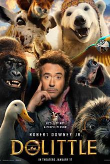 poster Dolittle (2020)