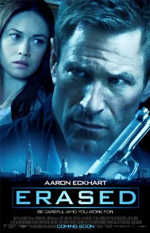 poster Erased (2012)