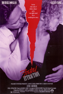 poster Fatal Attraction (1987)