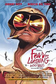 poster Fear and Loathing in Las Vegas (1998)