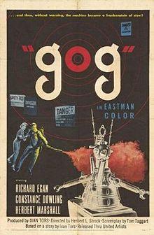 poster Gog (1954)