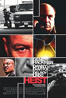 poster Heist (2001)