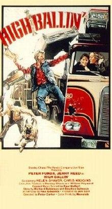 poster High-Ballin' (1978)
