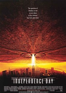 poster Independence Day (1996)
